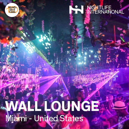 Wall Lounge Miami